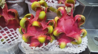 Mil tipos de frutas
