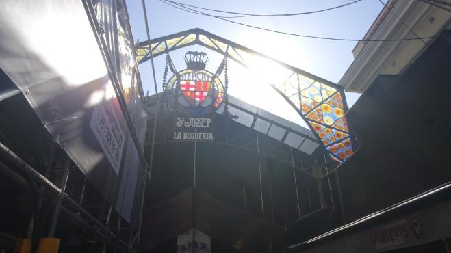 Mercat de La Boquería
