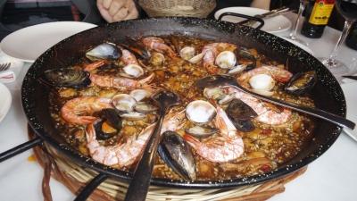 Paella catalã