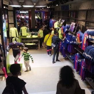 Loja Oficial do Barça