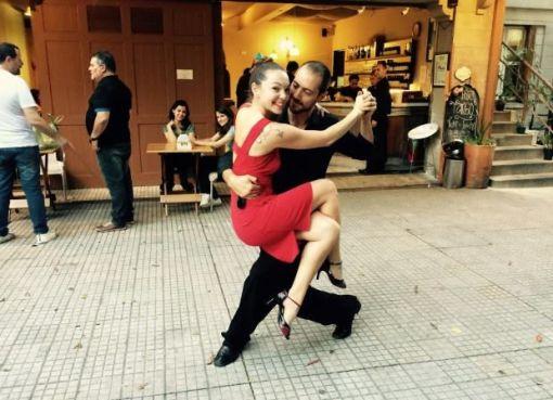 aula tango