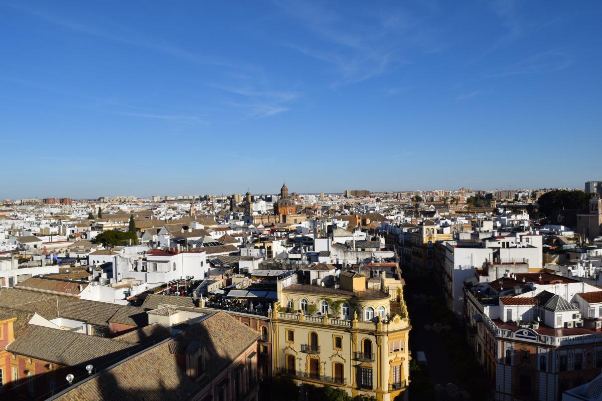 Um mês em SEVILHA (Espanha): conhecendo a capital da Andaluzia