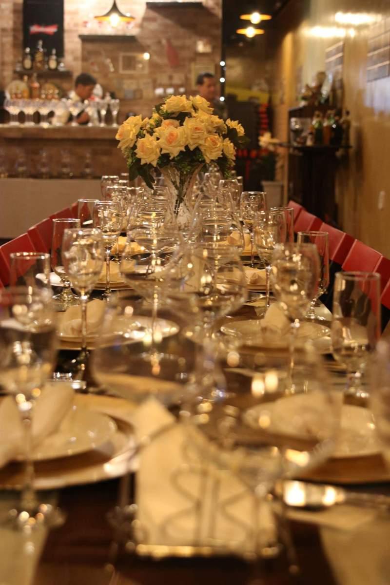 AMAPÁ PARA FOODIES apresenta: WINE DINNER no Restaurante Dom Garcia e ENOGASTRONOMIA