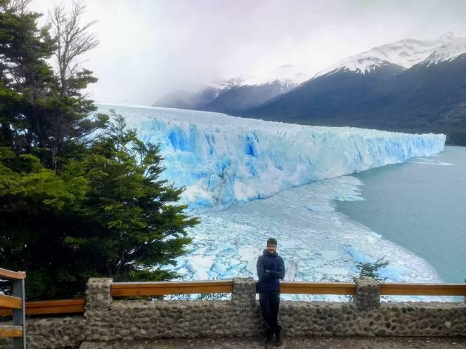 View Glaciar