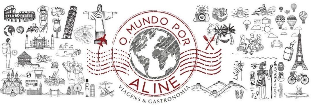 O mundo por Aline